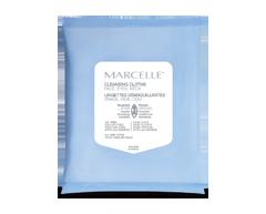 Image du produit Marcelle - Lingettes démaquillantes, 25 unités