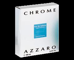 Image du produit Azzaro - Chrome eau de toilette, 100 ml