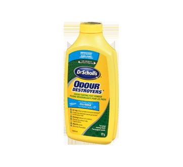 Image 1 du produit Dr. Scholl's - Odour Destroyers poudre désodorisante pour toute la journée, 177 g