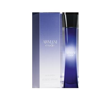 Armani Code pour femmes eau de parfum, 75 ml