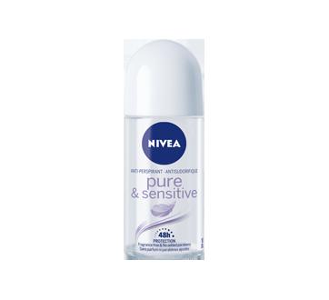 Sensitive antisudorifique/déodorant à bille, 50 ml