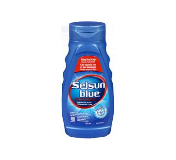 Image 1 du produit Selsun Blue - Shampooing antipelliculaire pour le cuir chevelu sec et qui démange, 300 ml