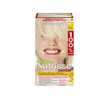 Image 3 du produit Garnier - 100% Color-Nutrisse - Intense coloration, 1 unité d01 - décolorant