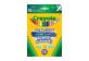 Vignette du produit Crayola - Marqueurs trait fin lavables, couleurs classiques, 12 unités