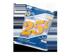 Image du produit Buffalo - Rouleaux de plastique pour 25 cents , 10 unités