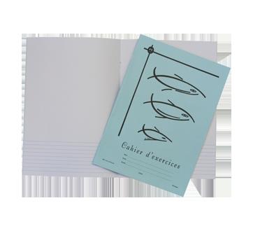 Cahier d'exercices catéchèse 32 pages, 1 unité