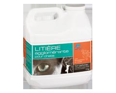Image du produit PJC - Litière agglomérante avec bicarbonate de soude, 7 kg, Inodore avec bicarbonate de soude, 01514