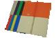 Vignette du produit First Class - Couverture de rapport à 3 attaches, 1 unité, rouge