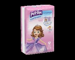 Image du produit Pull-Ups - Cool & Learn® sous-vêtements d'entraînement pour fillettes, 42 unités, 2t-3t méga