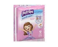 Image du produit Pull-Ups - Cool & Learn® sous-vêtements d'entraînement pour fillettes, 32 unités, 4t-5t méga