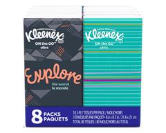 Image du produit Kleenex - Kleenex de poche, 8 x 10 unités