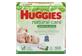 Vignette du produit Huggies - Lingette Natural Care, 168 unités, sans parfum