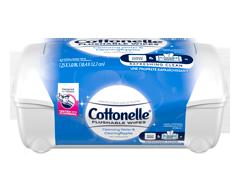 Image du produit Cottonelle - Fresh Care débarbouillettes humides, 42 unités