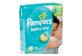 Vignette du produit Pampers - Couches Baby Dry, 28 unités, taille 4, format jumbo
