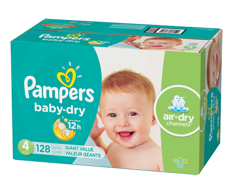 Promos couches pampers schtroumpf cadeau - Couches pampers en promo ...