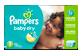 Vignette du produit Pampers - Couches Baby Dry, 112 unités, taille 5, format géant