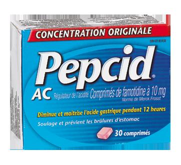 Image du produit Pepcid - Pepcid Ac, 30 unités