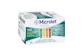 Vignette 2 du produit Microlet - Lancettes de couleur avec revêtement en silicone, 100 unités
