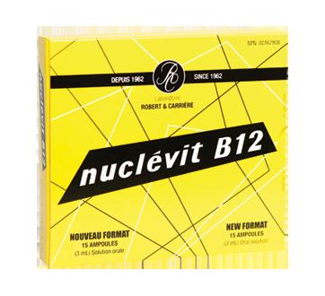 Image du produit Laboratoires Anglo-French - Nuclevit, 15 unités