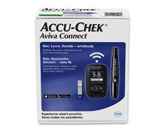 Image du produit Accu-Chek - Aviva Connect glycomètre, 1 unité