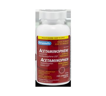 Image du produit Personnelle - Acétaminophène 500 mg, 150 unités