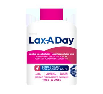 Image du produit Lax-A-Day - Laxatif en solution orale, 1020 g