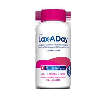 Image du produit Lax-A-Day - Lax-A-Day Peg 3350, poudre, 510 g