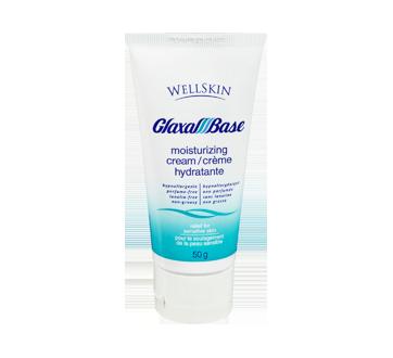 Image du produit Wellskin - Glaxal Base crème hydratante, 50 g