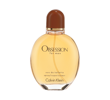 Obsession for Men eau de toilette pour hommes, 75 ml