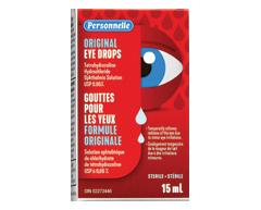 Image du produit Personnelle - Gouttes pour les yeux - Originale, 15 ml