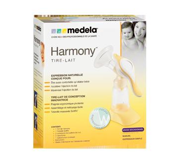 Image 1 du produit Medela - Harmony tire-lait manuel, 1 unité