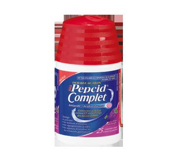 Image du produit Pepcid - Pepcid Complet, 25 unités, fruits