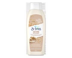 Image du produit St. Ives - Nettoyant corporel, 709 ml, farine d'avoine et beurre de karité