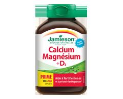 Image du produit Jamieson - Calcium et magnésium avec vitamine D , 100+100 unités