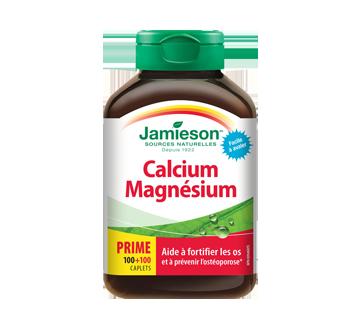 Image du produit Jamieson - Calcium & magnésium, 100+100 unités