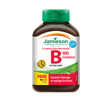 Image 1 du produit Jamieson - B 100 Complexe, 90 unités