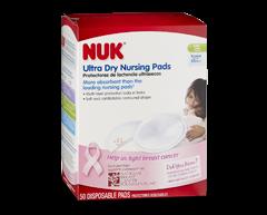 Image du produit NUK - Coussinets d'allaitement ultra sec, 50 unités
