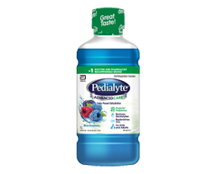 Image du produit Pedialyte - Pedialyte Advanced Care solution de réhydratation orale, 1 L, framboise bleue