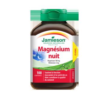 Image 1 du produit Jamieson - Magnésium 100 mg, 100 unités