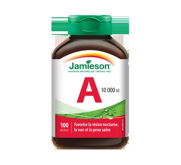 Image 3 du produit Jamieson - Vitamine A 10 000 UI, 100 unités