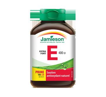 Image 3 du produit Jamieson - Vitamine E 400 ui, 100 unités