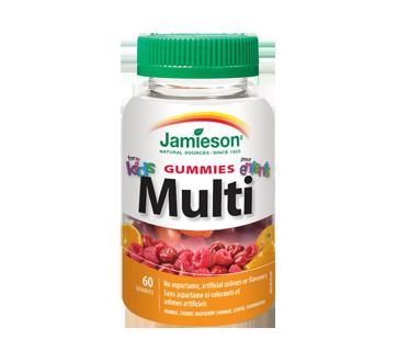Image du produit Jamieson - Multivitamine pour enfants gummies, 60 unités