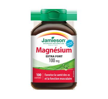 Image 1 du produit Jamieson - Magnesium 100 mg, 100 unités