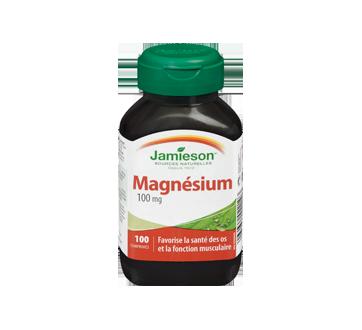 Image 3 du produit Jamieson - Magnesium 100 mg, 100 unités