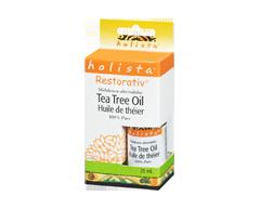 Image du produit Holista - Huile de théier antiseptique à base de plantes, 25 ml