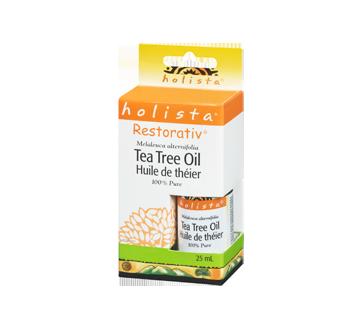 Image 1 du produit Holista - Huile de théier antiseptique à base de plantes, 25 ml