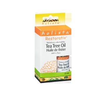Image 2 du produit Holista - Huile de théier antiseptique à base de plantes, 25 ml