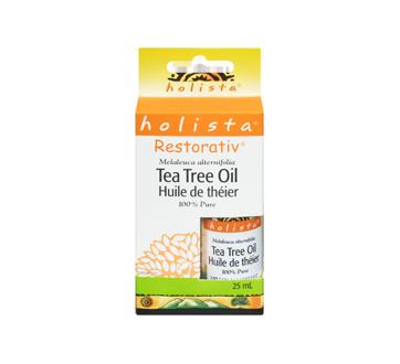 Image 3 du produit Holista - Huile de théier antiseptique à base de plantes, 25 ml