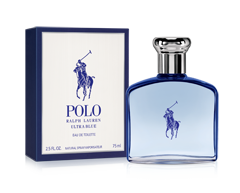 Image du produit Ralph Lauren - Polo Ultra Blue eau de toilette, 75 ml