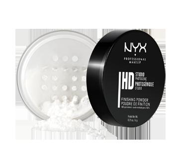 Image 2 du produit NYX Professional Makeup - Poudre de finition Studio, 2,65 g, Translucent Finish